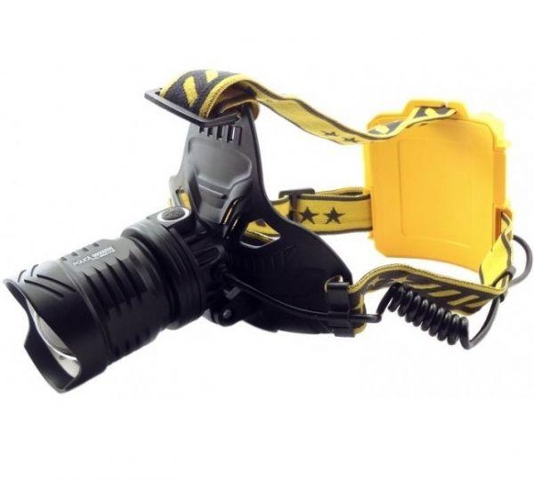 Налобный фонарь High Power HeadLamp YYC-W645-P90